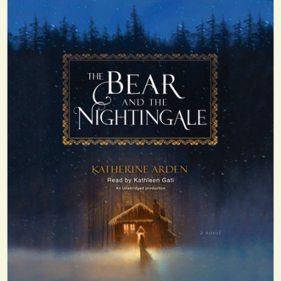 The Bear and the Nightingale cover
