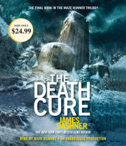 The Death Cure (Maze Runner, Book Three) Cover