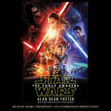 The Force Awakens (Star Wars) Cover