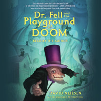 Dr. Fell and the Playground of Doom Cover