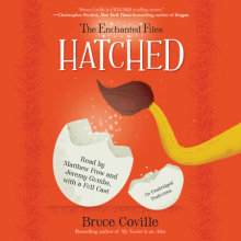The Enchanted Files: Hatched Cover