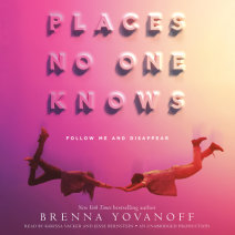 Places No One Knows Cover