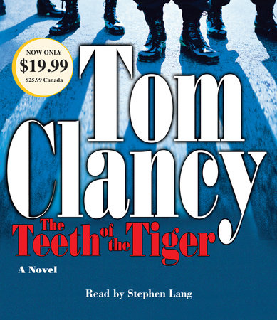 The Teeth of the Tiger cover