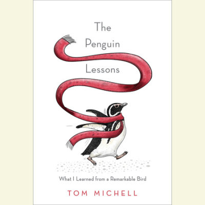 The Penguin Lessons cover