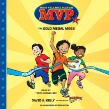 MVP #1: The Gold Medal Mess Cover