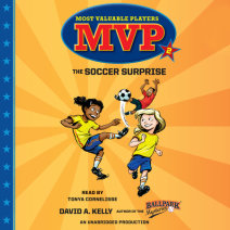 MVP #2: The Soccer Surprise Cover