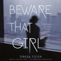 Beware That Girl Cover