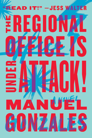 The cover of the book The Regional Office Is Under Attack!