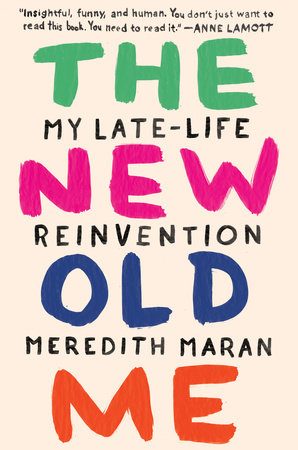 The New Old Me Book Cover Picture