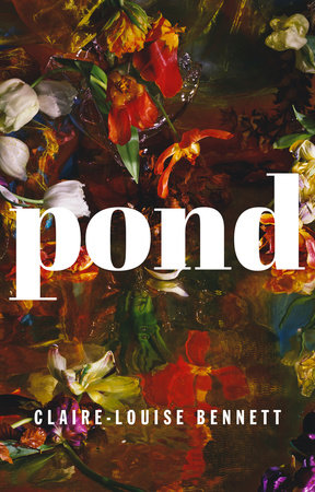 Pond Book Cover Picture
