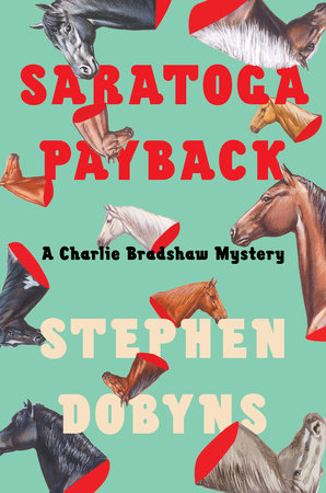 Saratoga Payback by Stephen Dobyns