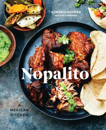 Nopalito by Gonzalo Guzmán and Stacy Adimando