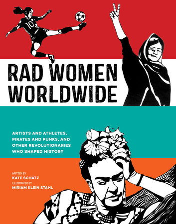 Rad Women Worldwide Book Cover Picture