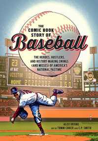 The Comic Book Story of Baseball