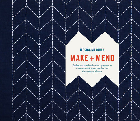 The cover of the book Make and Mend