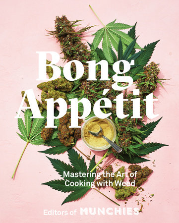 The cover of the book Bong Appétit