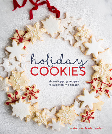 Holiday Cookies by Elisabet der Nederlanden