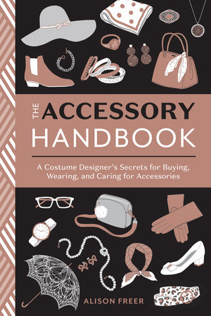 The cover of the book The Accessory Handbook