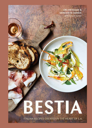 The cover of the book Bestia