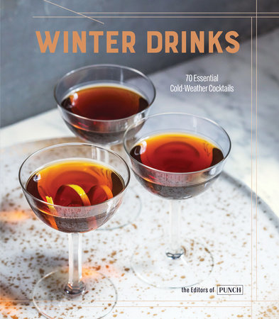 The cover of the book Winter Drinks