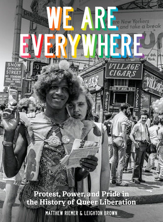 We Are Everywhere by Leighton Brown,Matthew Riemer