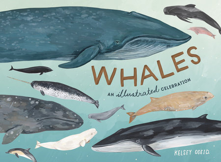 The cover of the book Whales