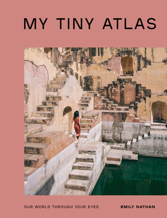 The cover of the book My Tiny Atlas