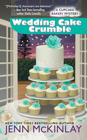 Wedding Cake Crumble by Jenn McKinlay