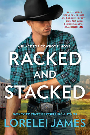 Racked and Stacked Book Cover Picture