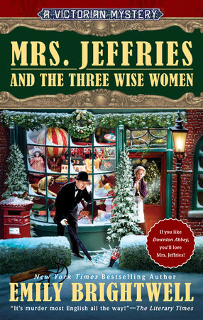 Mrs. Jeffries and the Three Wise Women by Emily Brightwell
