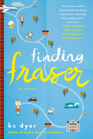 Finding Fraser by kc dyer