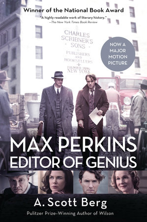 Max Perkins, Editor Of Genius