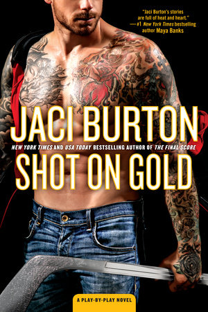 Shot on Gold by Jaci Burton