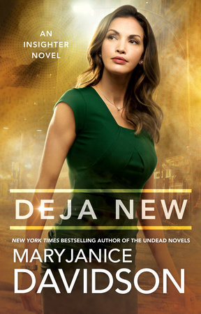 Deja New by MaryJanice Davidson