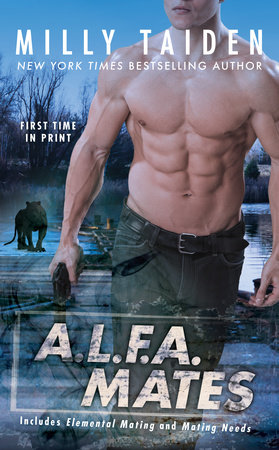 A.L.F.A. Mates by Milly Taiden