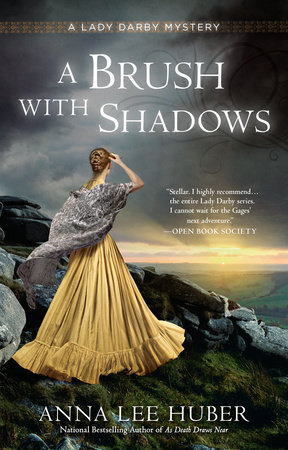 A Brush with Shadows by Anna Lee Huber