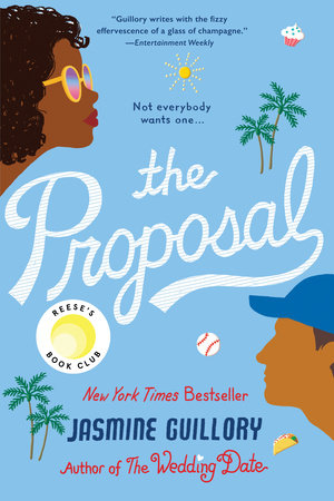 The cover of the book The Proposal