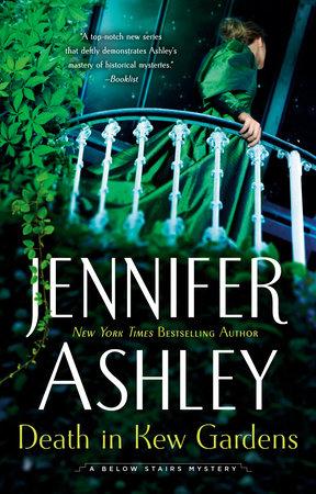Death in Kew Gardens by Jennifer Ashley