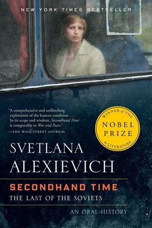 Secondhand Time by Svetlana Alexievich