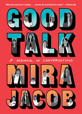 The cover of the book Good Talk