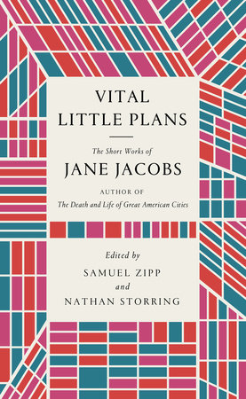 Vital Little Plans by Jane Jacobs