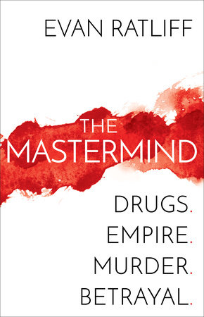The cover of the book The Mastermind