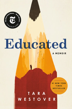 The cover of the book Educated
