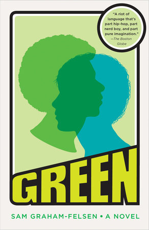 The cover of the book Green