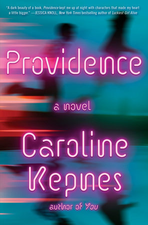 Providence Book Cover Picture