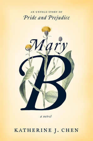 The cover of the book Mary B