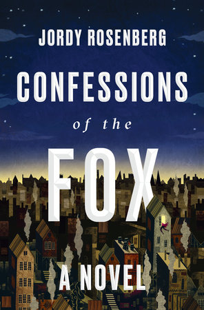 The cover of the book Confessions of the Fox