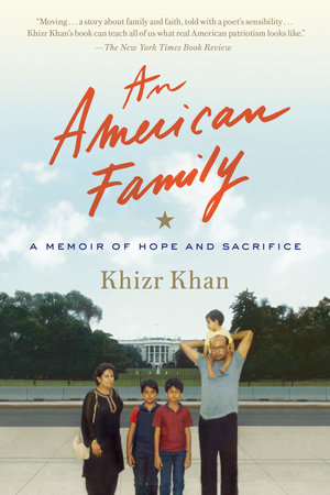 An American Family by Khizr Khan