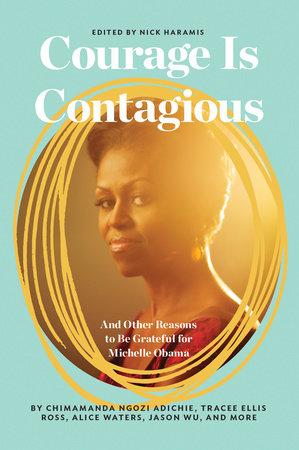 Courage Is Contagious Book Cover Picture