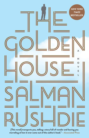 The Golden House Book Cover Picture